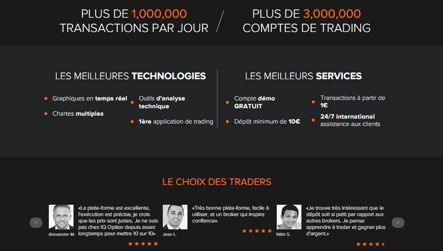 Avis sur binary option robot