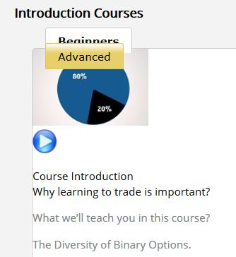 Course selections is wide and there is a lot of useful information available.