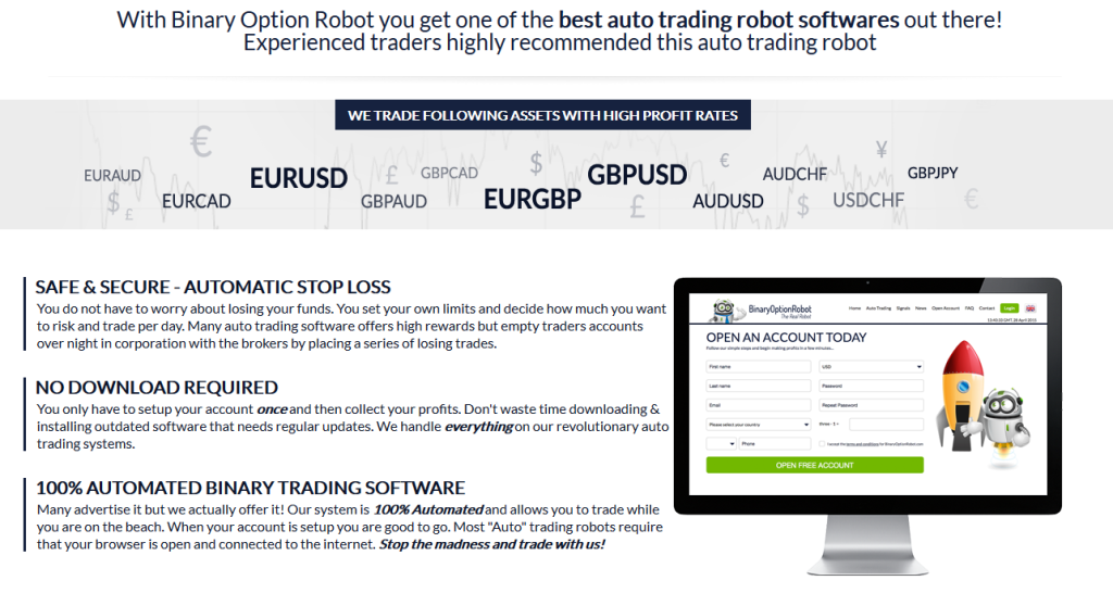 Binary option software that works