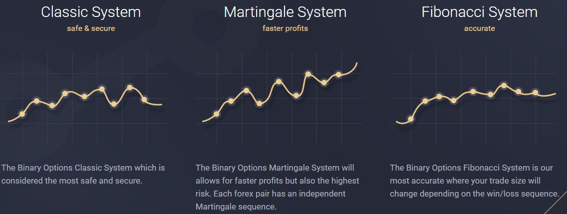 Binary options winning martingale