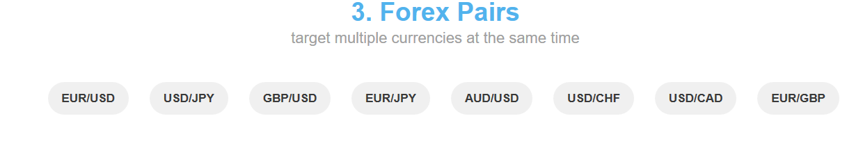 automated binary forex pairs