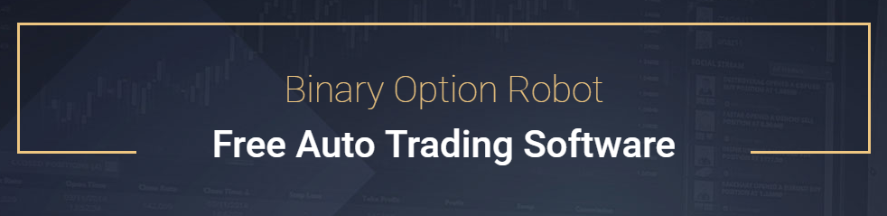 Free binary options trading robot katalog