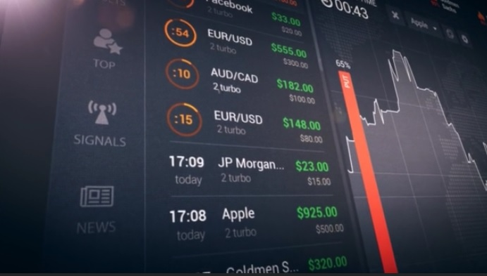 How much money can be made trading binary options
