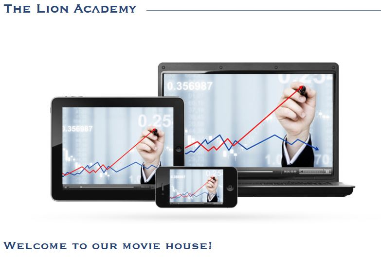 Lion Academy offers full range of education about binary options