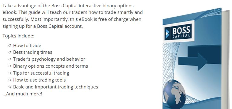 EBook covers binary options basics