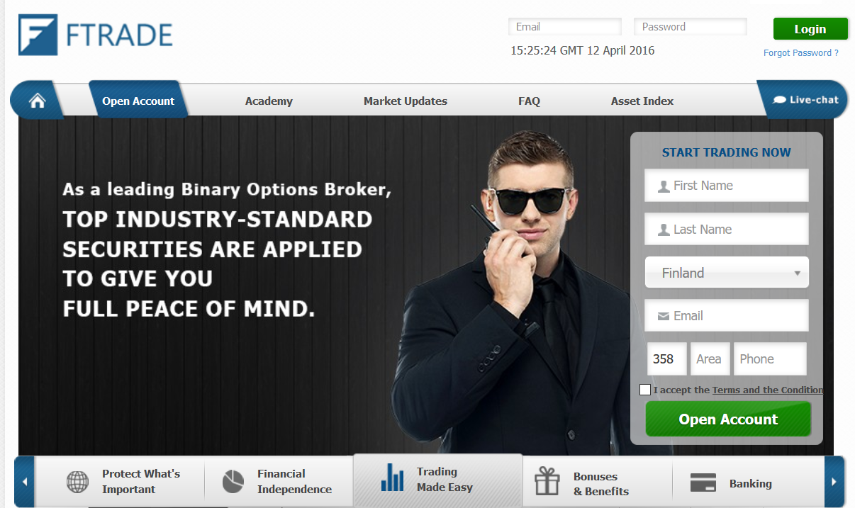 Binary options ft