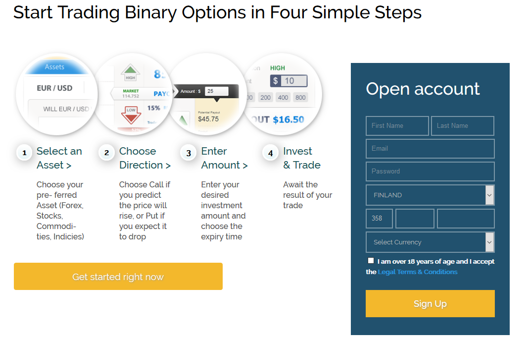 Berkley binary options trading ltd