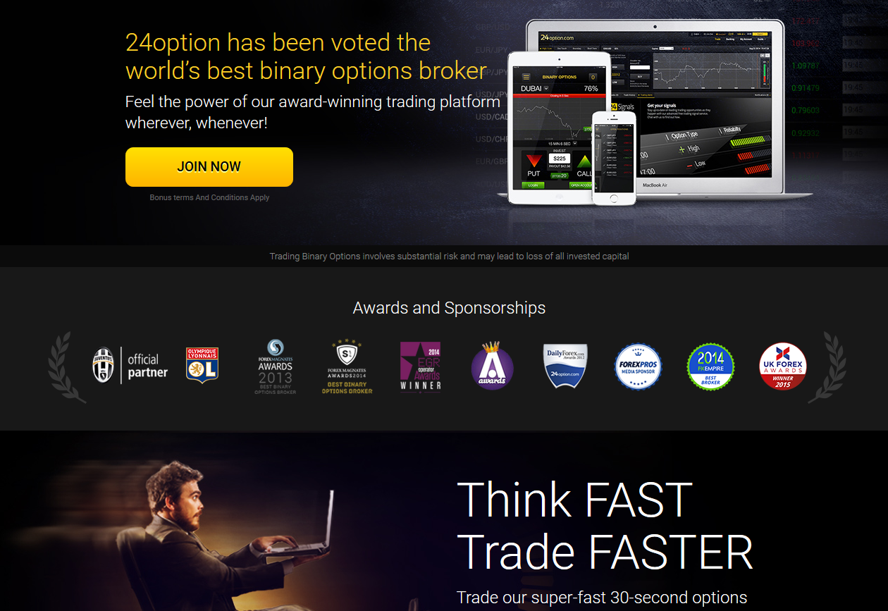 Best binary options brokers australia