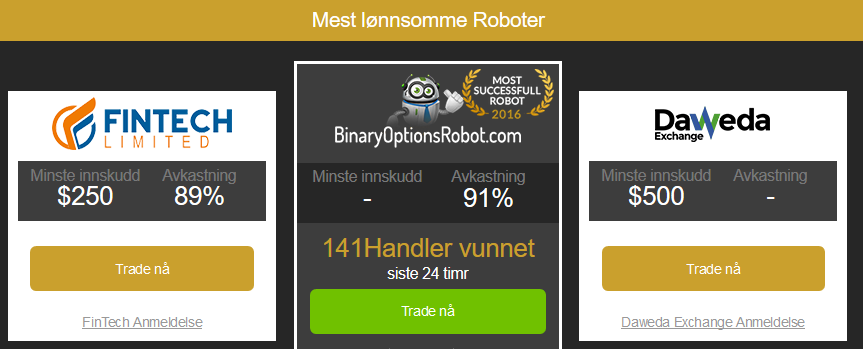 binary-option-norsk