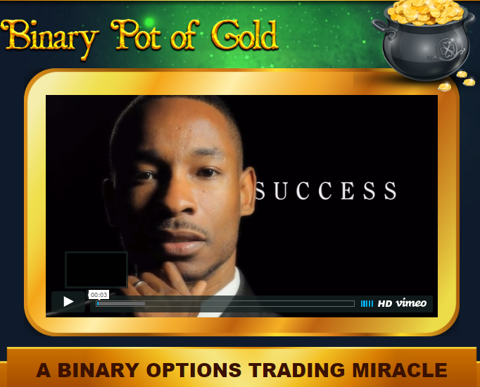 binary pot of gold video