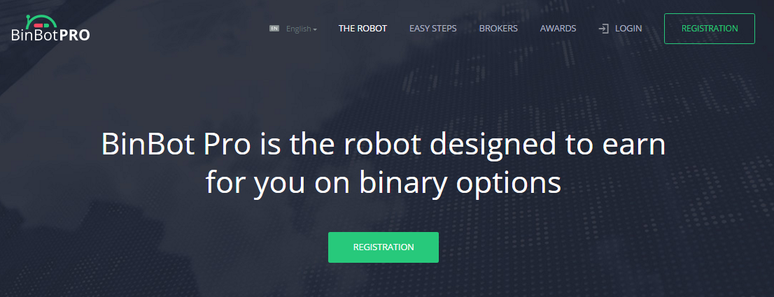 Binary option robot pro review