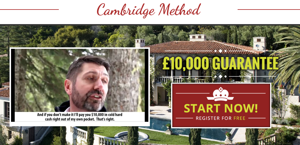Cambridge Method Have To See This Before Investing